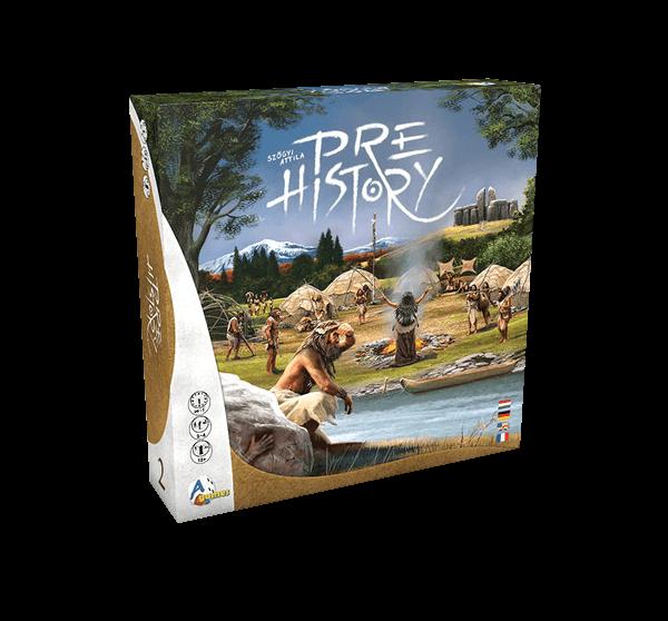 Prehistory Deluxe Kickstarter