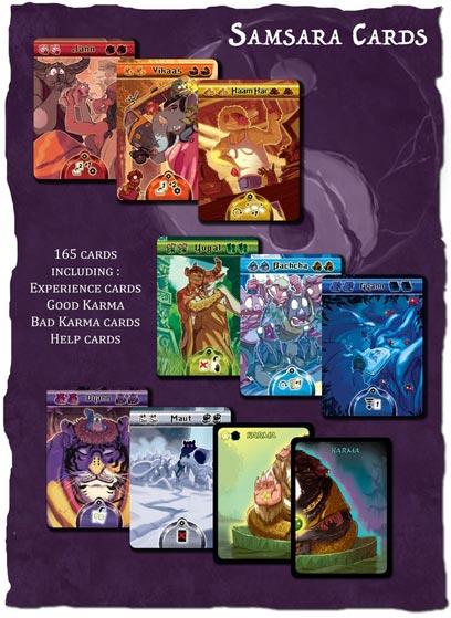 Samsara Cards
