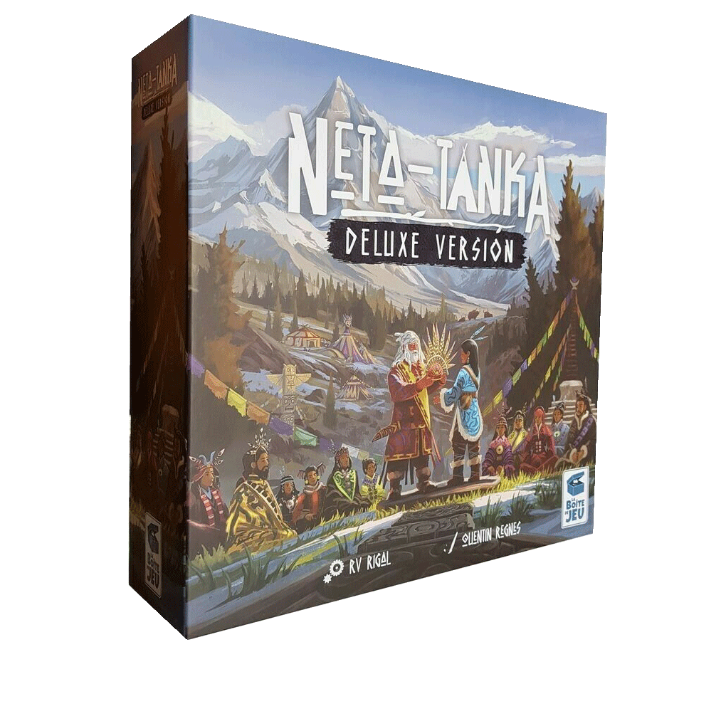 Neta Tanka Deluxe Version