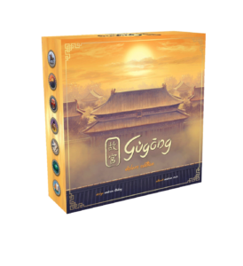Gùgōng Deluxe Edition • Upstart Boardgamer