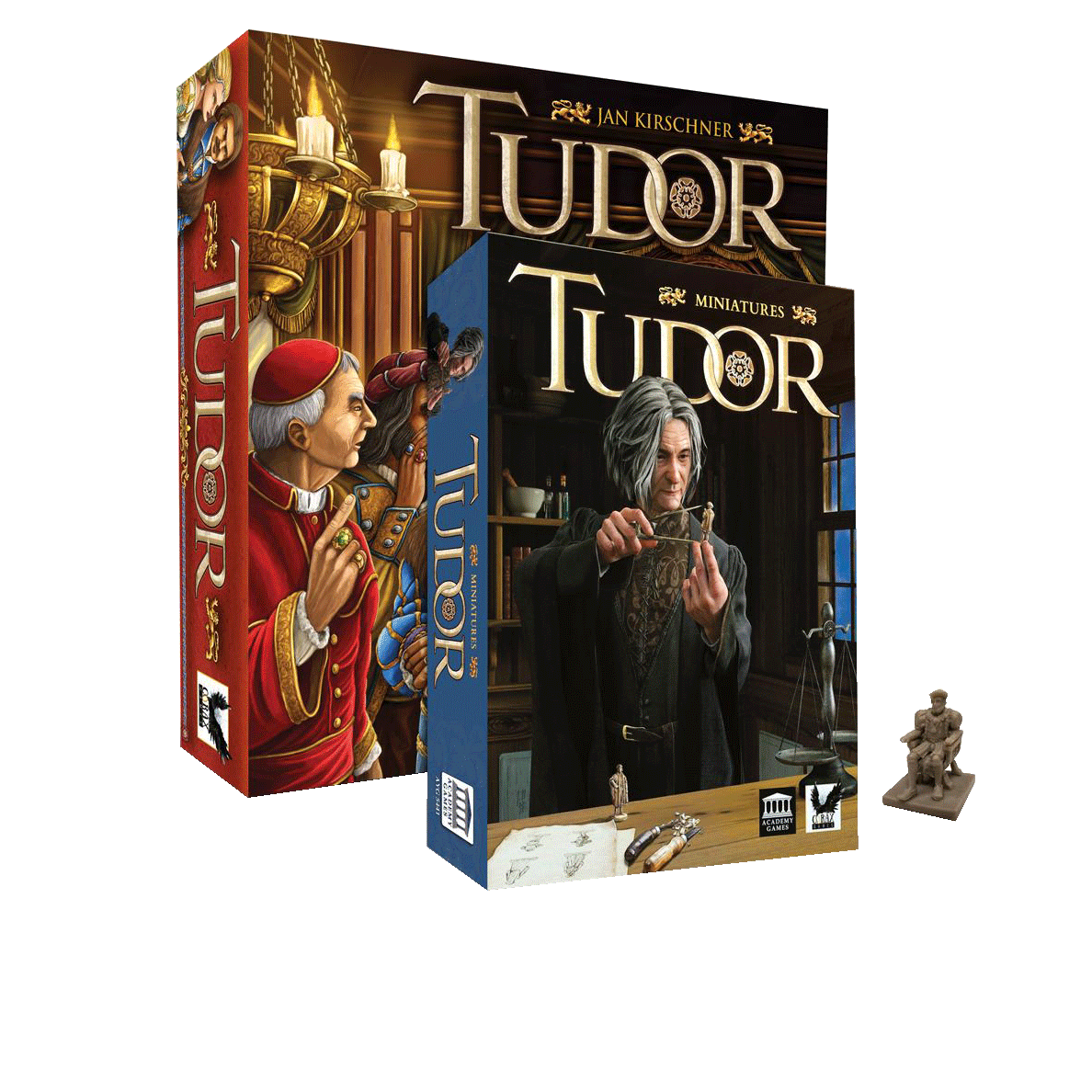 Tudor Board Game Intrigue Pledge