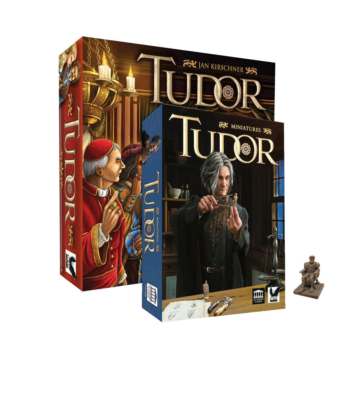 Tudor Board Game Intrigue Pledge