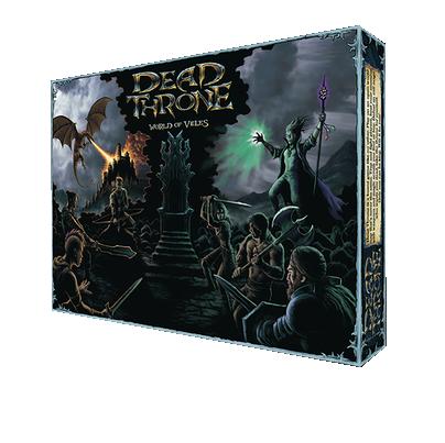 Dead Throne Board Game