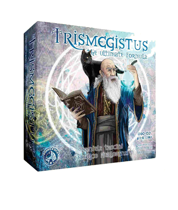 Trismegistus Board Game