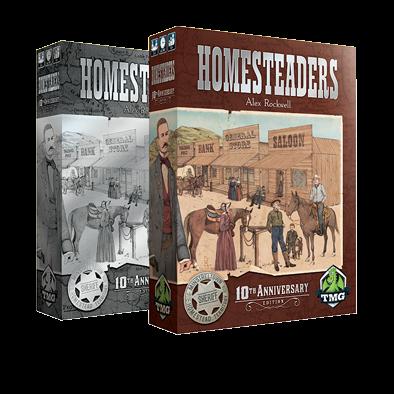 Homesteaders and New Beginnings