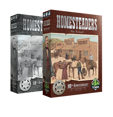 Homesteaders and New Beginnings